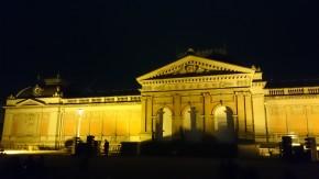 国立博物館プロジェクションマッピング2
