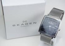 「スカーゲン 腕時計買取りました」