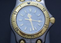 「タグホイヤー  TAG HEUER の時計買取りました」