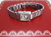 「カルティエ Cartier の時計を買取りました」