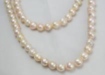 「真珠 ネックレス 買取りました」