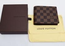 「ルイヴィトン LOUIS VUITTON 財布 買取りました」