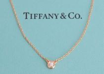 「ティファニー tiffany ネックレス 買取りました」