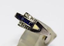 「サファイア ダイヤモンド 指輪 買取りました」
