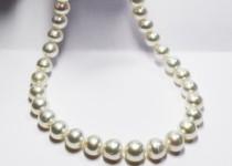 「パール 真珠 ネックレス 買取りました」