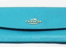 「コーチ COACH 財布 買取りました」