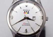 「ベンラス BENRUS 腕時計 買取りました」