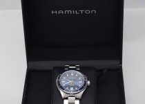 「ハミルトン HAMILTON 腕時計 買取りました」