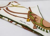 「セリーヌ CELINE スカーフ 買取りました」