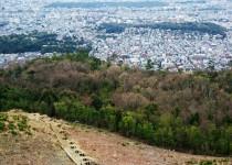 「大文字山」