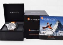 「ハミルトン 時計 買取りました」