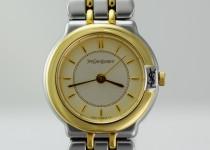 「イブサンローラン 腕時計 買取りました」
