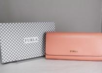 「フルラ FURLA ブランド品 財布 買取りました」
