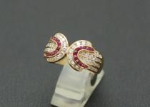 「ルビー 指輪 宝石 買取りました」