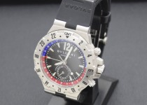「ブルガリ ディアゴノ GMT 腕時計 買取りました」