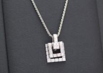 「ダイヤモンド ネックレス 買取りました」
