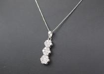「ダイヤモンド ネックレス 宝石 買取りました」