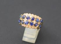 「サファイア 指輪 宝石 買取りました」