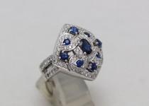 「サファイヤ 指輪 宝石 買取りました」