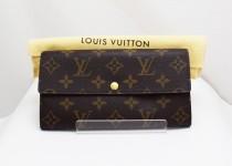 「ルイヴィトン 財布 ブランド品 買取りました」