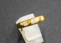 「ダイヤモンド 指輪 買取りました」