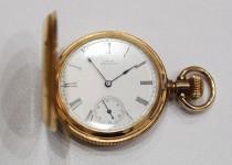 「ウォルサム 懐中時計 買取りました」