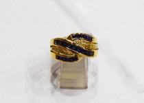 「サファイヤ 宝石 指輪 買取りました」