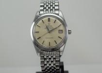 「オメガ シーマスタークロノメーター 腕時計 買取りました」