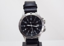 「ハミルトン カーキ 腕時計 買取りました」