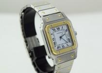 「カルティエ サントス 腕時計 買取りました」