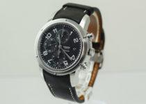 「エルメス クリッパー クロノ 腕時計 買取りました」