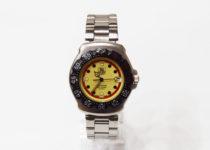 「タグホイヤー プロフェッショナル 腕時計 買取りました」