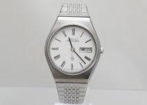 「セイコー キングクオーツ 腕時計 買取りました」
