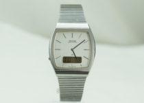 「リコー アラームクオーツ 腕時計 買取りました」
