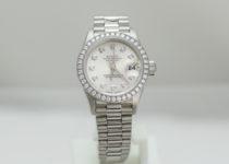 「ロレックス 69136G 腕時計 買取りました」
