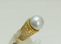 「南洋パール 指輪 宝石 買取ました」
