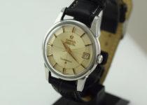 「オメガ コンステレーション クロノメーター 12角 腕時計 買取りました」