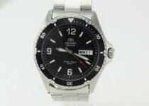 「オリエント スポーツ 自動巻き 腕時計 買取りました」