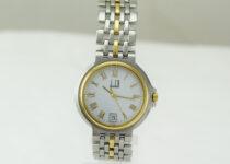 「ダンヒル エリート 腕時計 買取りました」