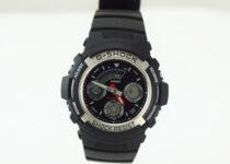 「カシオ G-ショック アナデジ 腕時計 買取りました」