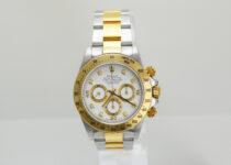「ロレックス デイトナ 16523 腕時計 買取いました」