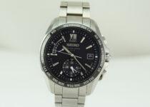 「セイコー ブライツ 腕時計 買取りました」
