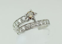 「ダイヤモンド プラチナ 指輪 宝石 買取りました」