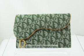 ディオール サドル 財布