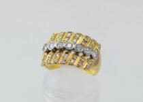 「ダイヤモンド K18 PT900 指輪 宝石 買取りました」