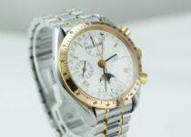 「オメガ スピードマスター トリプルカレンダー 腕時計 買取りました」
