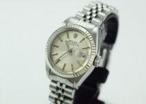 「ロレックス 6917 腕時計 買取りました」