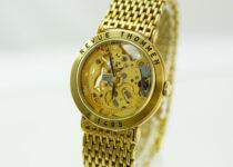 「レビュートーメン スケルトン 腕時計 買取りました」